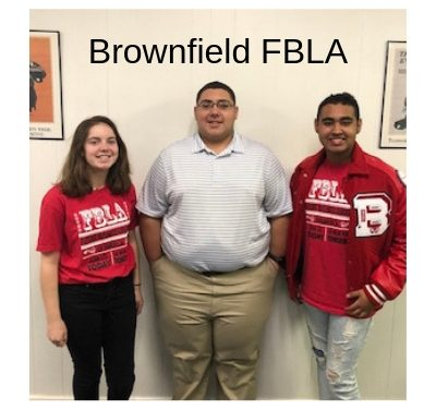 LISTEN NOW: TownTalk visits with Brownfield's Future Business Leaders of America.