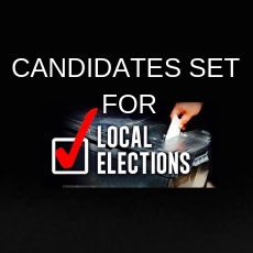 Final Field Set for Local City Council and School Board Elections