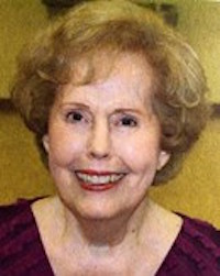 Mary Jane Hicks (Jan. 12, 1934 – March 17, 2019)