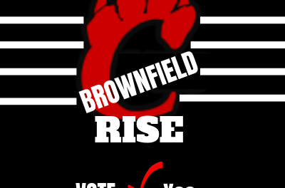 "LISTEN NOW: TownTalk Visits With ""C Brownfield Rise"" PAC"