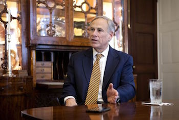 "Greg Abbott tells ""every university"" in Texas to re-evaluate processes in light of admissions scandal"