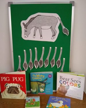 StoryTime at Yoakum Co. Library in Plains Presents​: Animals!