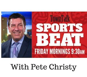 SportsBeat: Pete Christy visits with Dustin Faught and Jeff Fabila.