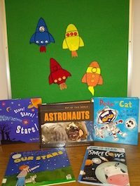Story Time: Space