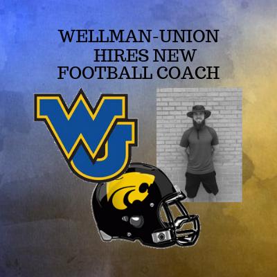 Wellman-Union ISD Announces New Head Football Coach.