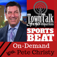 SportsBeat On-Demand with Pete Christy