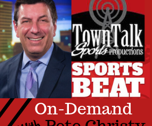 Sports Beat: Pete Christy brings you the latest in your area sports