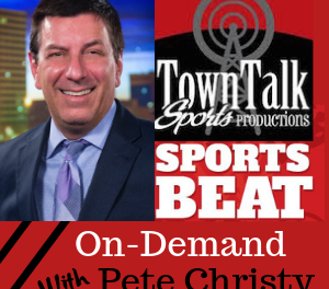 SportsBeat with Pete Christy On-Demand