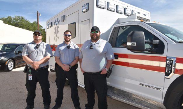 HealthSpot with EMT Director Tyler Franklin