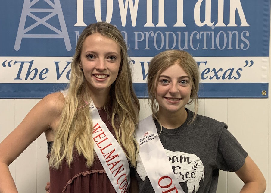 TownTalk Show with Harvest Festival Candidates Allison Hogue and Ally Mixon